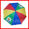 rainbow umbrella colorful umbrella rainbow color umbrella