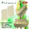 Toothpicks of Wooden 2.0*65mm Single Pointed High Quality and Low Price Factory Outlet