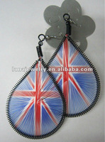 2012 years fashion shamballa earring