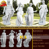White Marble Four season god famous garden stone statue carving RF0033