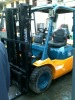 Used original Toyota 2.5t forklift, year 2006, 80% new, cheap.