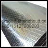 Flexible Elastomeric Thermal Insulation with alu foil