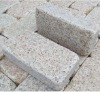 G682 Flamed and Tumbled Paving Stone Cobble Stones