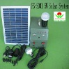 Solar Energy Lighting System FS-S001 5W
