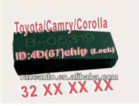 4D67 transponder chip for Toyota 4D67 Chip