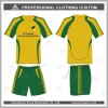 Custom design soccer kit, plain soccer training jersey, custom footall shirt