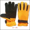 Highly Visible Outdoor Skiing Glove