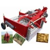 Operation Simple Potato Harvester Machine