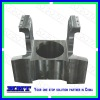 Bearing block for steel works equipment (steel sand casting)