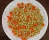 Canned Peas with carrots