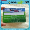 White Signature Stripe RFID ISO7816 EMV Card