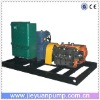 Electronic motor high pressure cleaner