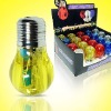 electric bulb flame lighter