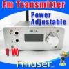 09FSN ST-1A 1w fm transmitter
