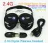Hi-Fi Stereo 2.4G Wireless Computer Headphones SF-988 For Win2000/XP/Vista