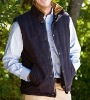 men's cotton canvas work vest