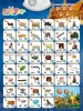 Educational Learning Wall Charts with Sound Thai/Can be customized language countries