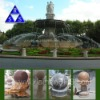 Solid Stone Carving Outdoor Fountains