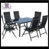 2012 popular metal patio furniture