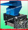 waste PE pipe plastic shredder machinery
