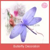 Dragonfly with sequins decoration, Christmas decoration