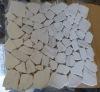 Cheap Volkas White Marble Mosaic