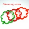 2012 NEW DESIGN SILICONE EGG COOKER