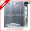 1010 900*900*1900mm 8mm glass pivot frameless shower doors