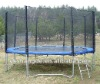 Cheap 14 trampoline with enclosure for sale