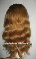 blonde body wave cheap hair wig