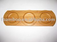 Bamboo Salt Tray