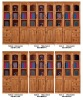 Import oak cabinets YC6923
