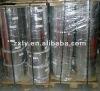 1235 O golden/silver aluminum foil paper for cigarette or food packaging