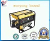 air-cooled Electric Starting Gasoline Silent Generator