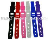 For iPod nano 6 silicon watch band