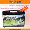Electric fence system TZ-PET026 In-ground pet fence Design for hard train pets