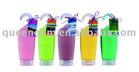 Fruit and flower shower gel Smooth and delicate moisturizing, perfume shower gel, fruit shower gel, body wash