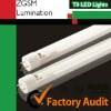 T8 1500 LED Fluorescent Light 24 Watts(CE,ROHS,FCC approved)