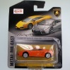 Lamborghini Model mini diecast car Orange/yellow/grey with Mix