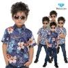 Italy style design brand kids wear kids clothing kids dress fashion print kids shirt