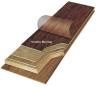 Waterproof solid wood flooring