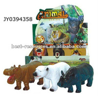 plastic toys animal with IC/animals toys with sounds