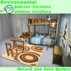 hotsale bamboo kid bedroom furniture set