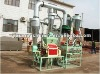 mini wheat flour milling machine