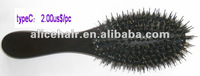 Wholesale Price hair extension bristle brush