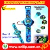 Ben 10 cartoon projector watch with custom design for kids