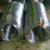 Galvanized steel wire for armouring cables