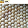 Crystal Yellow onyx ball mosaic tile