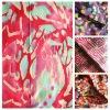 Flower quilting fabrics