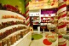 Candy sweet house design and display